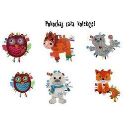 LABEL LABEL Friends kocyk - przytulanka KONIK - z metkami