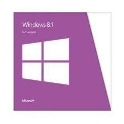 Microsoft OEM Windows 8.1 x64 - Pełna wersja - Polski - DARMOWA DOSTAWA!!!