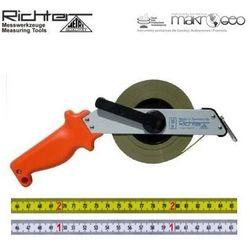 Taśma ruletka Richter stalowa lakierowana 414 WSR/30m