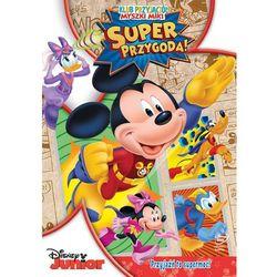 Klub Przyjaciół Myszki Miki. Super przygoda! [DVD]