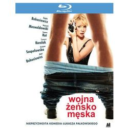 Wojna żeńsko-męska (Blu-ray)