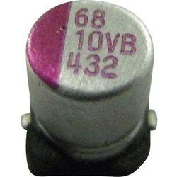 Kondensator elektrolityczny SMD PVB107M016S0ANEA4K 100 µF 16 V/DC 10 % (ØxW) 6.3 mmx5.8 mm 1 szt.