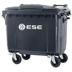 Pojemnik na odpady 660l ESE
