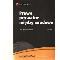 Prawo prywatne międzynarodowe (opr. miękka)