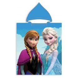 Ręcznik kąpielowy ponczo Frozen