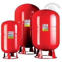 Naczynie przeponowe do centralnego ogrzewania o pojemności 100L rabat 15%
