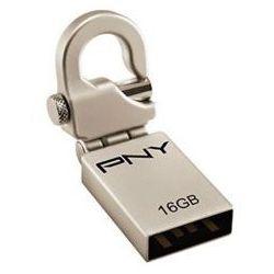 PNY MICRO HOOK ATTACHE 16GB USB2.0 DARMOWA DOSTAWA DO 400 SALONÓW !!