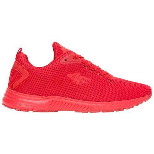 Buty sportowe męskie OBMS300Z czerwony wiśniowy porównaj