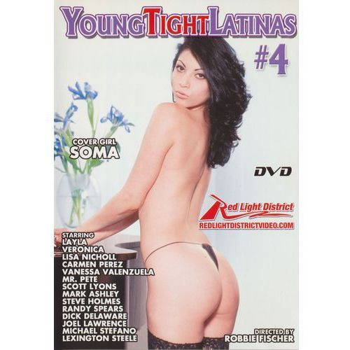 DVD Young Tight Latinas 4