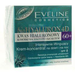Eveline Biohyaluron 4D Krem-koncentrat na dzień i na noc 60+ intensywnie liftingujący SPF8 50 ml