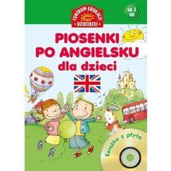 Piosenki Po Angielsku Dla Dzieci Książka Z Płytą