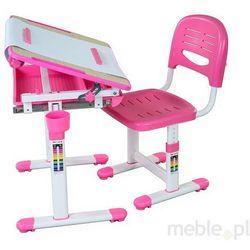 Biurko dziecięce Bambino Pink
