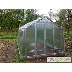 Szklarnia ogrodowa 6m x 2,63m x 2,2m - 15,78 m2