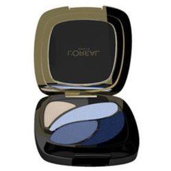 L'Oréal Poczwórne cienie Color Riche Quad - E8 Eternal Blue - 2,5 g