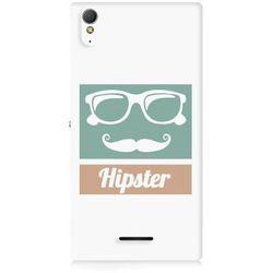 Fancy Case - Sony Xperia T3 - etui na telefon - hipster