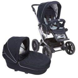 TEUTONIA Wózek MISTRAL P Titanium Design 4900 z gondolką Comfort PlusKolekcja 2015