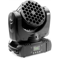 Stagg LED ruchoma głowica 36x3W RGBW, DMX
