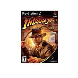 Indiana Jones Staff of Kings (PS2)