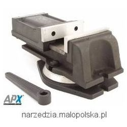 I/AZ/O/160/125 APX Imadło maszynowe żeliwne I/AZ/O/160/125 + obrotnica gratis