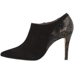 ece6654a568c3 Roberto Botella buty za kostkę damskie 36, czarny - BEZPŁATNY ODBIÓR:  WROCŁAW!