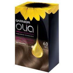 GARNIER Olia - farba do włosów 6.0 Jasny Brąz