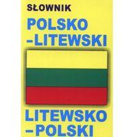 Słownik polsko litewski litewsko polski (opr. miękka)