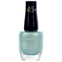 Astor Quick & Shine Nail Polish 8ml W Lakier do paznokci 307 A Taste Of Summer