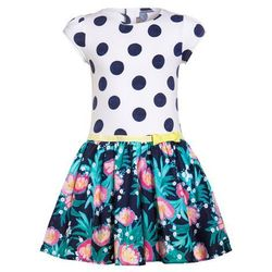 Catimini Sukienka letnia multicolor