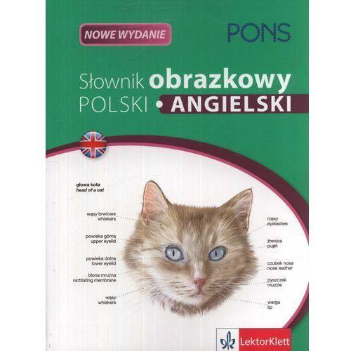 Słownik obrazkowy Polski Angielski. (opr. miękka)
