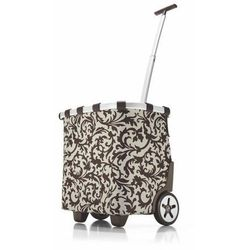 Wózek na zakupy Reisenthel Carrycruiser 40l, baroque sand
