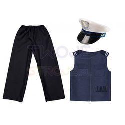 d0537ed4939b9e przebrania dla dzieci kostium dzieciecy policjant - porównaj zanim ...