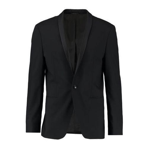 c68bdc20fc710 Calvin Klein TAYLOR Marynarka garniturowa perfect black - porównaj ...