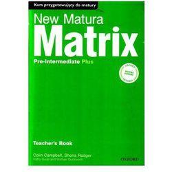 New Matura Matrix. Pre-Intermediate. Teacher's Book