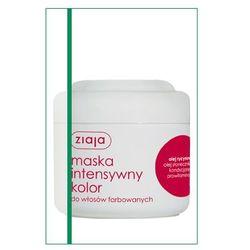 ZIAJA maska do włosów - intensywny kolor olej rycynowy 200 ml