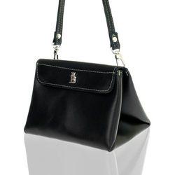 7c00ffc2fd917 czarno biala mala torebka damska w kategorii Torebki - porównaj ...