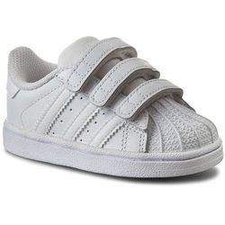 Buty adidas - Superstar Foundation Cf1 B25725 Ftwwht/Ftwwht/Ftwwht