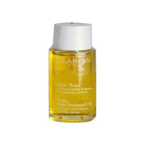 "Clarins Body Treatment Oil ""Relax"" Olejek relaksujący do ciała 100ml"