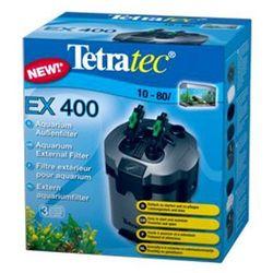 TETRA Tec EX-400 filtr zewnętrzny kanistrowy do akwarium 80l