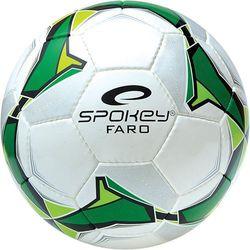 Piłka nożna halowa SPOKEY Faro Futsal II zielony (rozmiar 4)