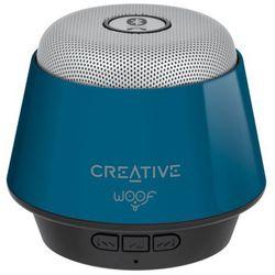 Creative Woof niebieski z mikrofonem