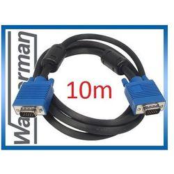 Kabel VGA SHQ Vitalco z filtrem 10m