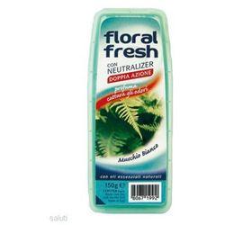 Floral Fresh odświeżacz powietrza w żelu - Białe Piżmo