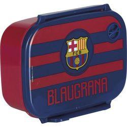 Astra, FC Barcelona, Pudełko śniadaniowe, lunch box dziecięcy Darmowa dostawa do sklepów SMYK