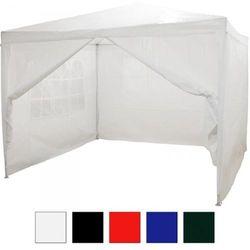 Rovens.pl Pawilon ogrodowy 3x3 m - namiot wodoodporny - kolor biały