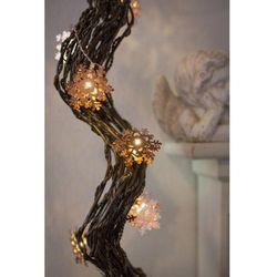 Lampki choinkowe Konstsmide 3146-603, Wewnętrzne, LED, Ciepły biały