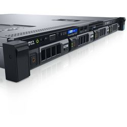 Serwer Dell PowerEdge R230 E3-1220v6 Serwer Dell PowerEdge R230 E3-1220v6 1x8GBub 2x1TB SATA Hot Plug 3,5'' Enterprise S130 DVD-RW