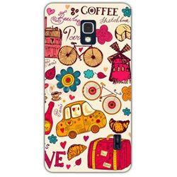Fantastic Case - LG Swift F6 - etui na telefon - Paryż