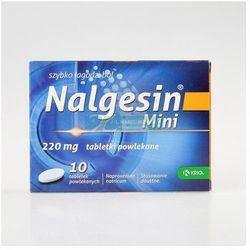 Nalgesin Mini, 220 mg, 10 tabletek powlekanych