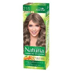 Joanna Naturia Color Farba do włosów nr 215-zimny blond 150g