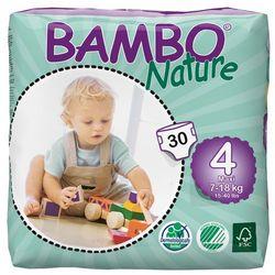 - BAMBO NATURE - Pieluchy Jednorazowe 4 Maxi 7-18 kg